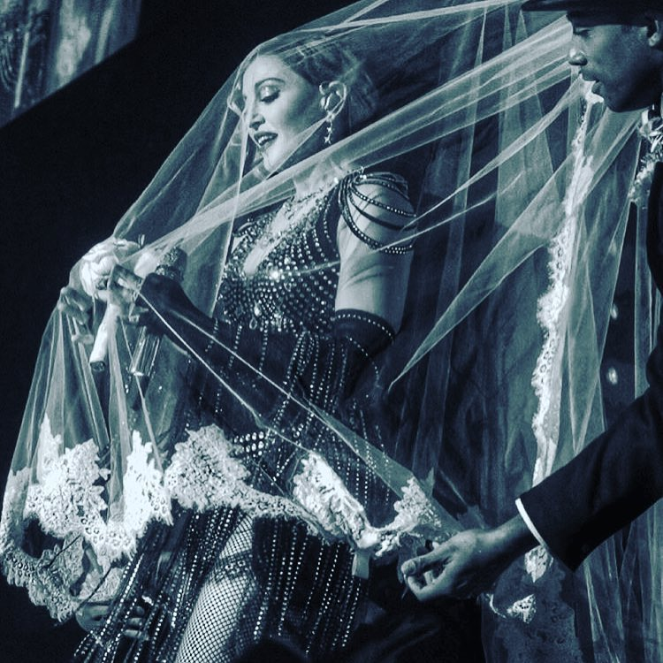 I was the bride married to amazement! Atlantic CityrebelheartournbspRead More