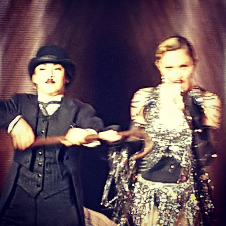 Performing tonight with Charlie Chaplin in the magical city ofhellip