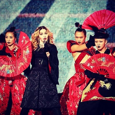 My Army of beautiful strong women in Taiwan rebelheartournbspRead More