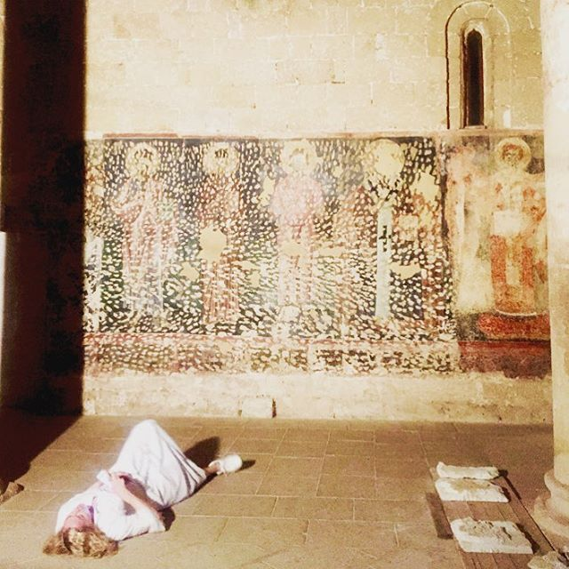 One way to study a fresco in the 12th Centuryhellip