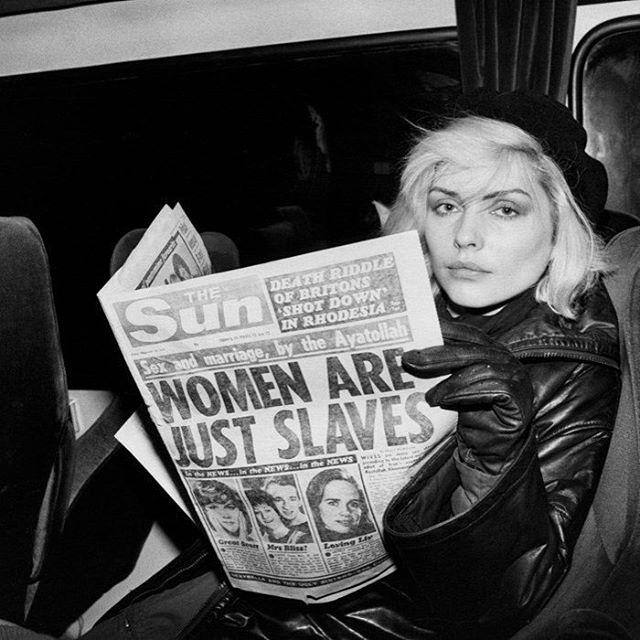 But Not Melol Thank you Debbie Harry nbspRead More