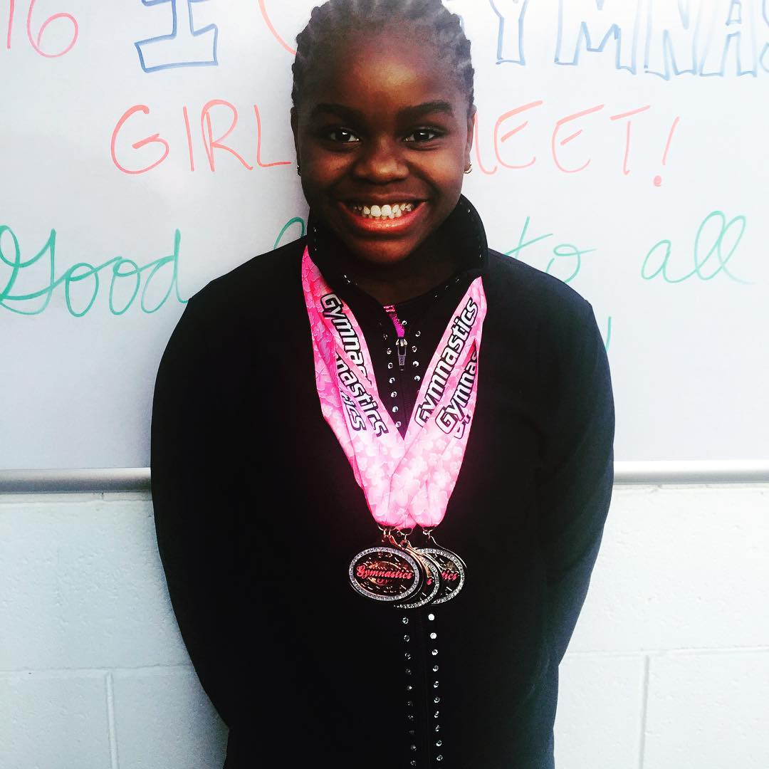 Mercy James takes home 4 Medals! nbspRead More