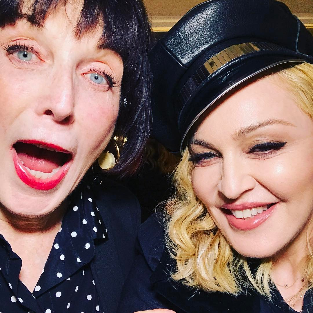 2 BAD Feminists!  Real talk with Marilyn Minter athellip