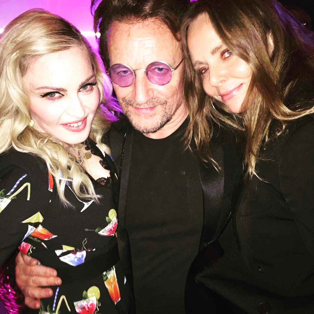 Worlds collided at Noel Gallaghers birthday Bash! nbspRead More