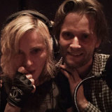 Madonna with Toby Gad