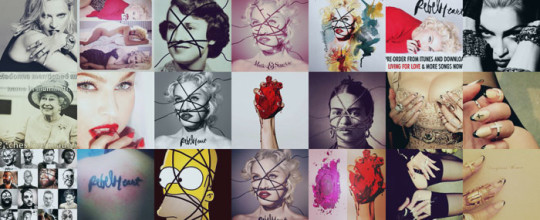 Instagram Rebel Hearts