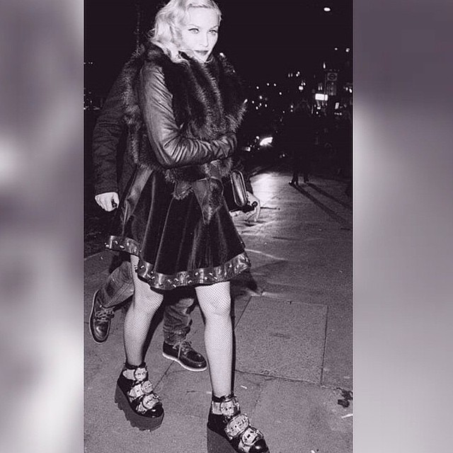 On my way to Mert's b day party in My new Alexander Wang Boots! they are everything! ❤️#livingforshoes