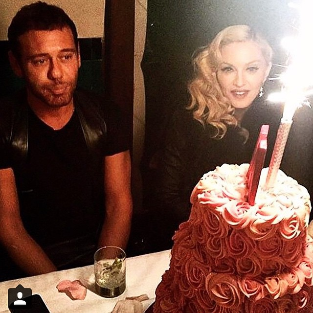 Happy Birthday Mert! ❤️you! ❤️#rebelheart ! Thanks for everything. ???