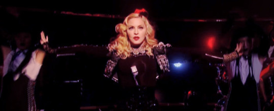 Madonna on The Jonathan Ross Show