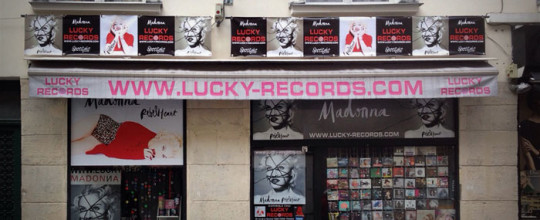 Lucky Records