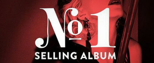 No1 Selling Album