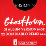 Ghosttown Single