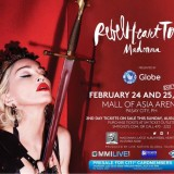 Rebel Heart Tour in Manila