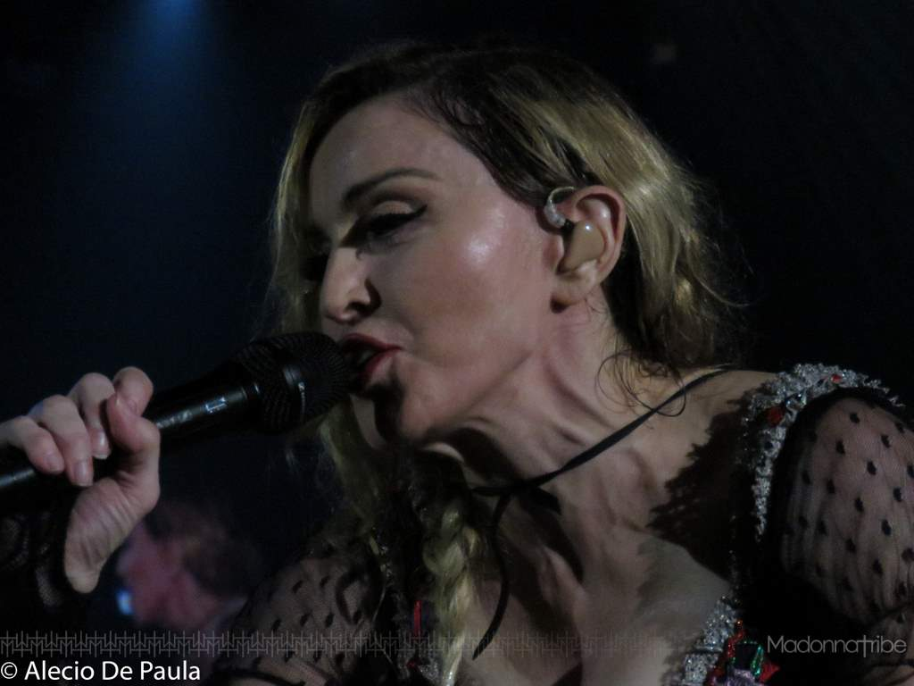 Rebel Heart Tour in L.A.