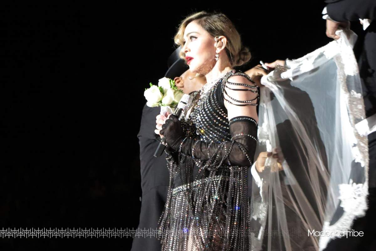 Rebel Heart Tour in Paris