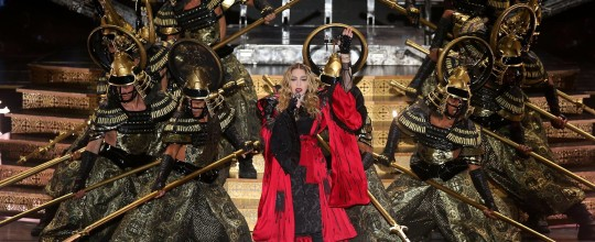 Rebel Heart Tour in Melbourne