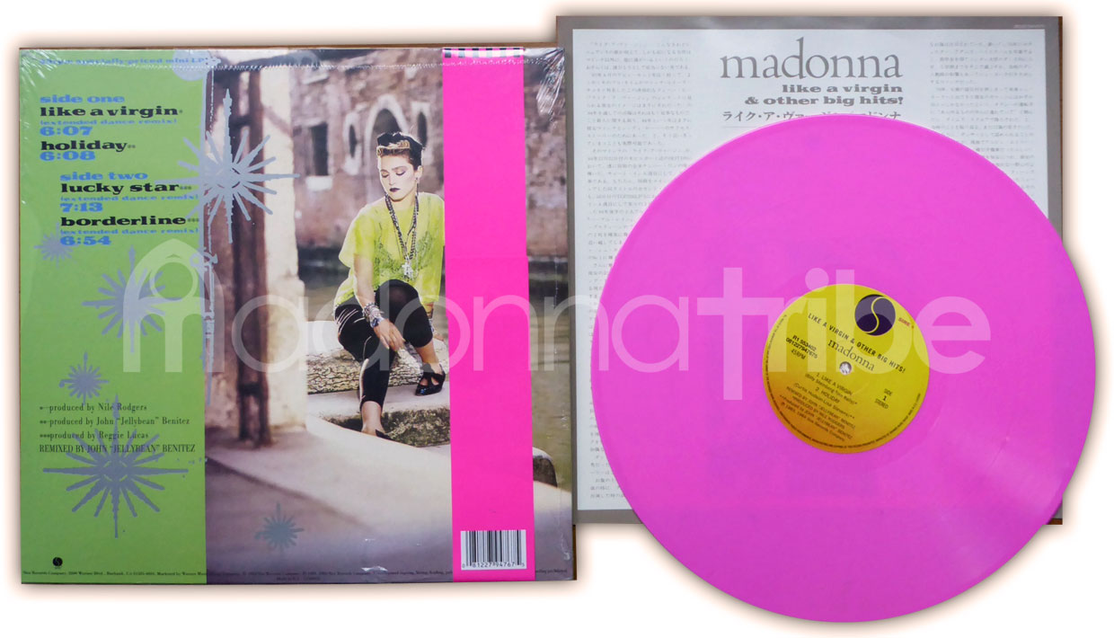 Madonna for Record Store Day