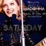 The 26th London Madonna Fan Party
