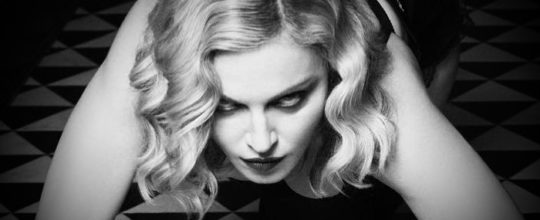 Madonna on Harper's Bazaar