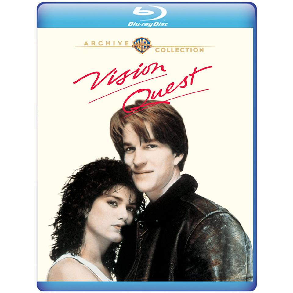 Vision Quest Comes To Blu Ray In May Madonnatribe