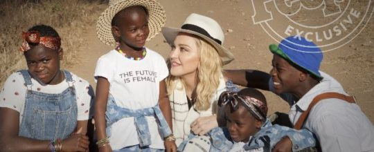 Madonna on People