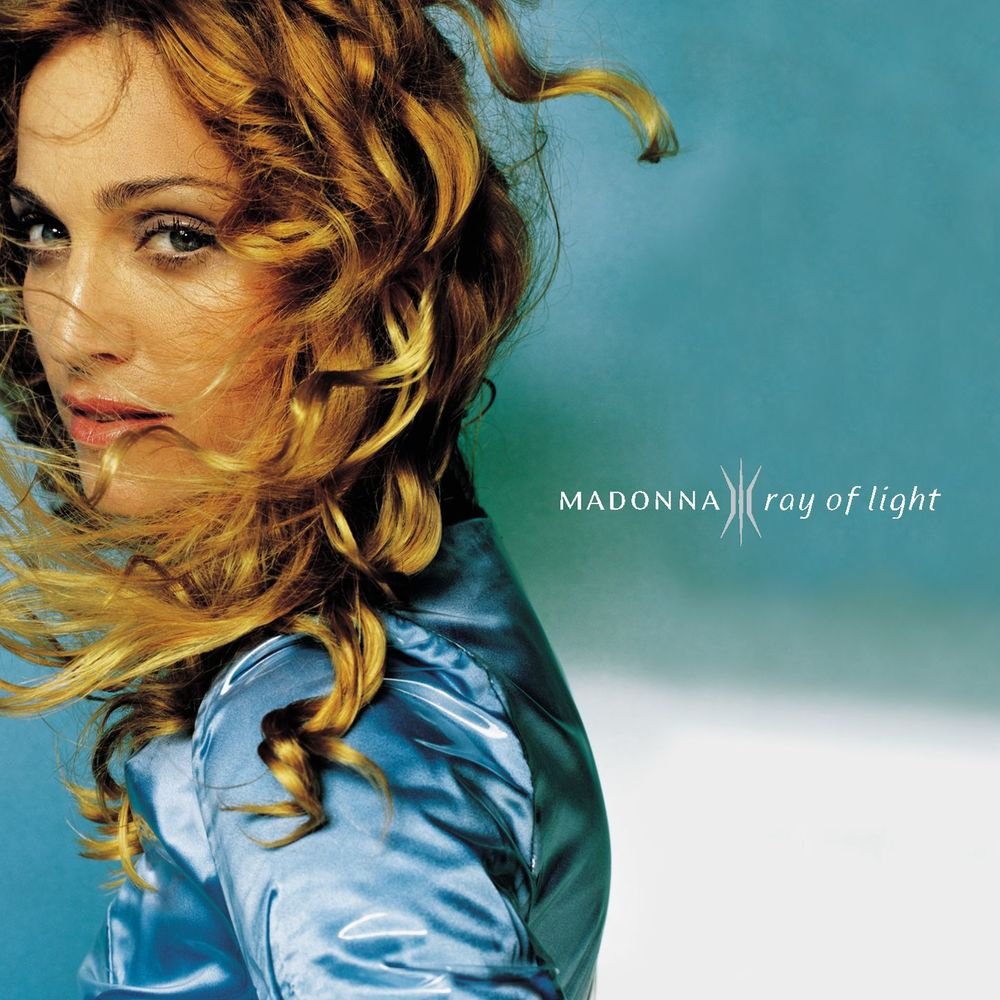 Ray of Light album cover by Mario Testino