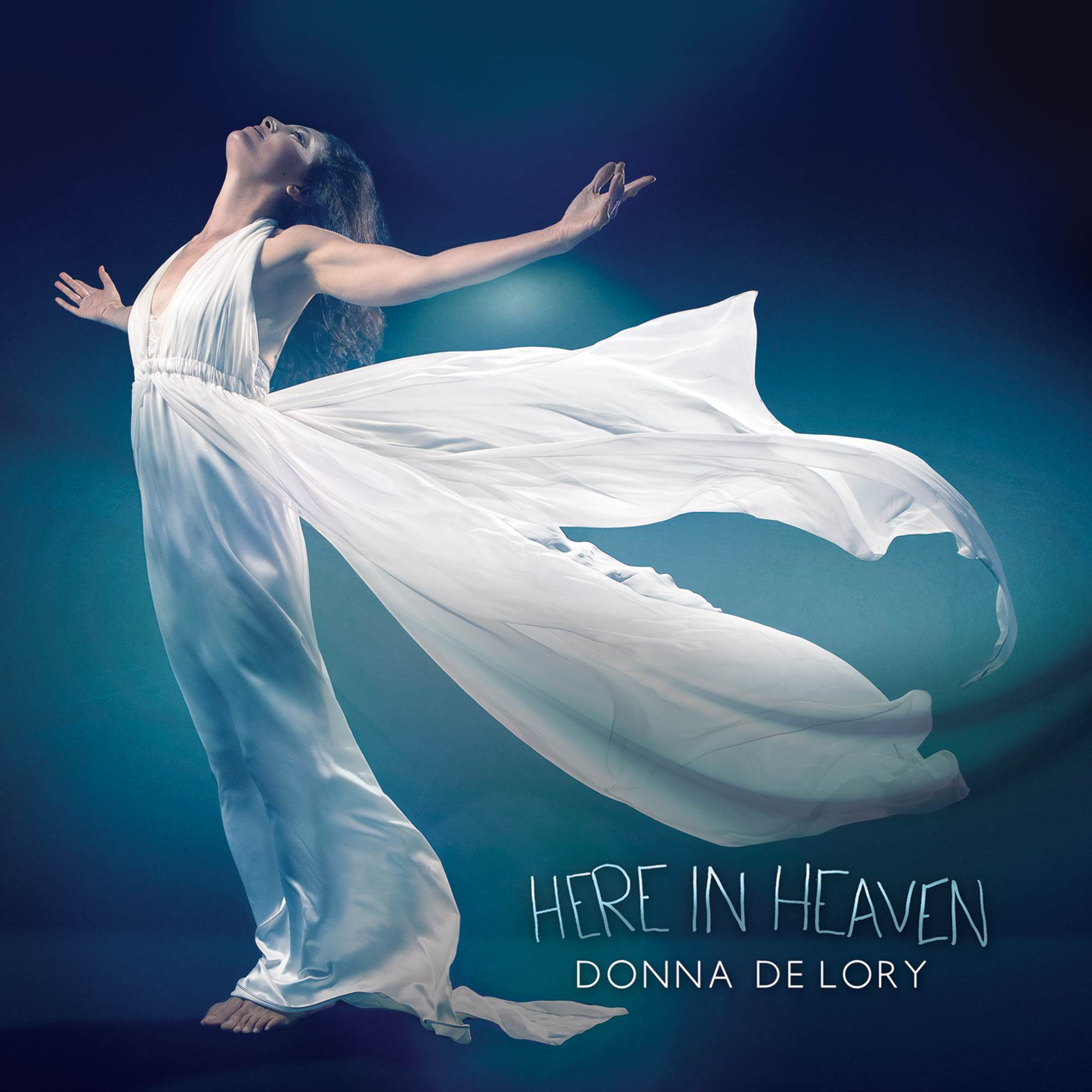 Here in Heaven album cover