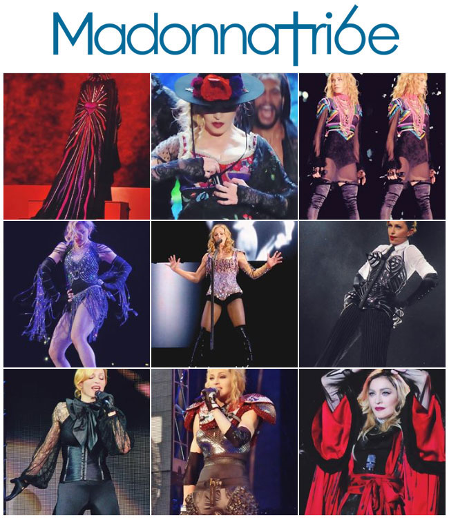 60 Times Madonna: Dress You Up