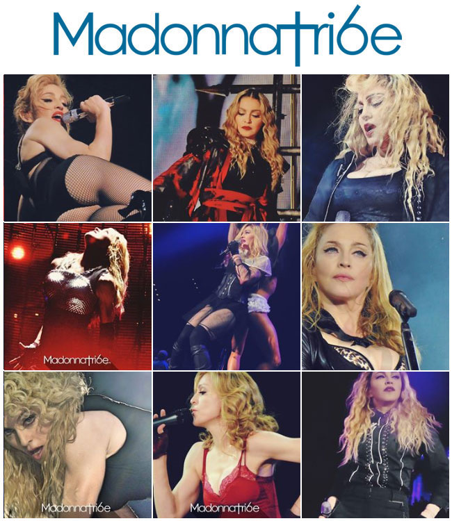 60 Times Madonna: Fierce Lady