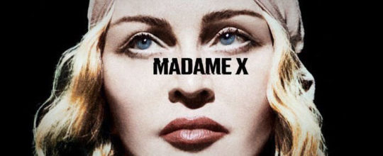 Madame X artwork