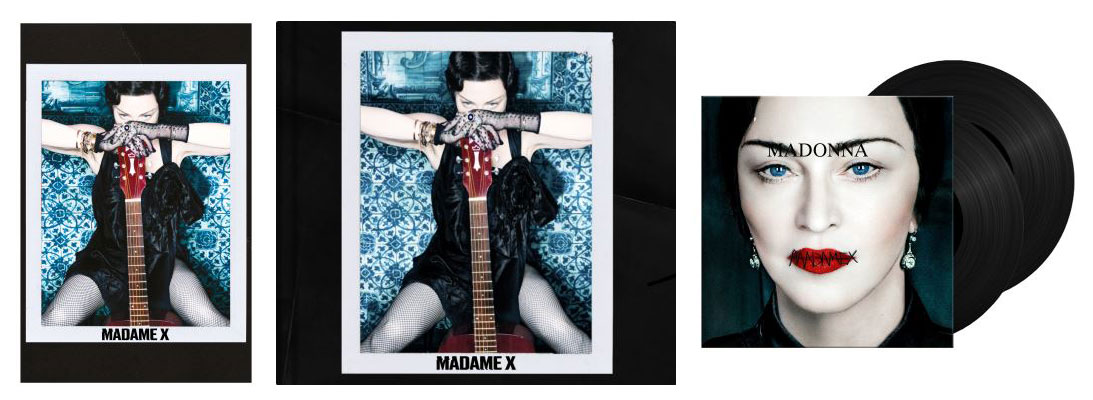 Six Formats For Madame X And Some More Madonnatribe