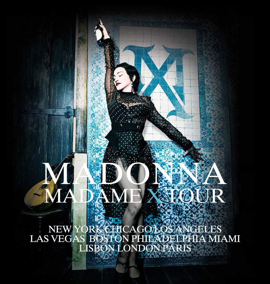 Image result for madonna madame x tour