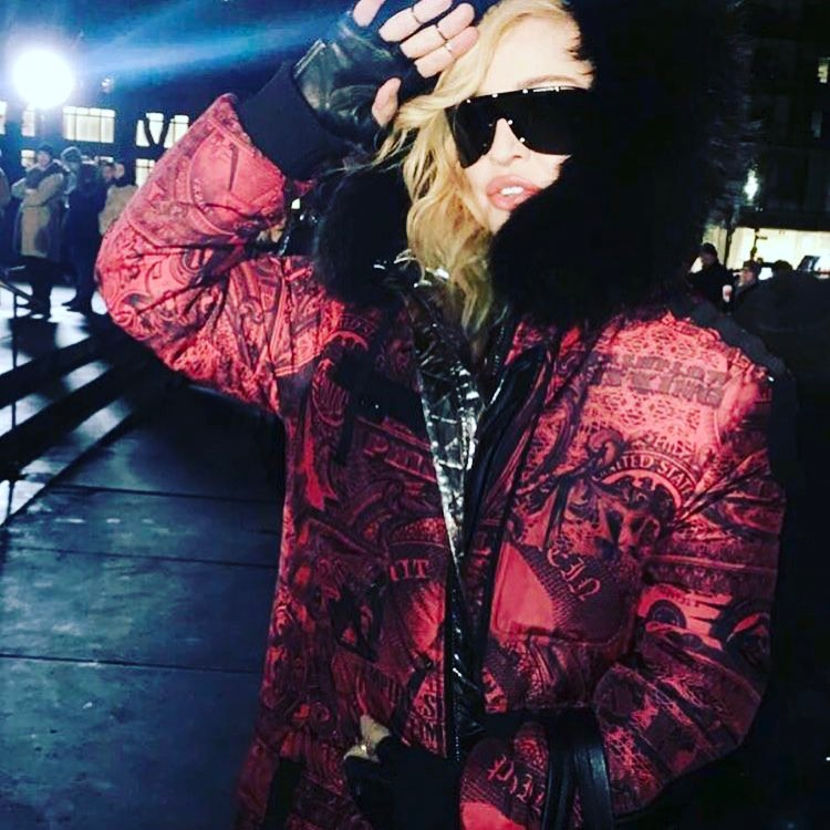 Saluting NY and Philipp Plein for your very generous donationhellip