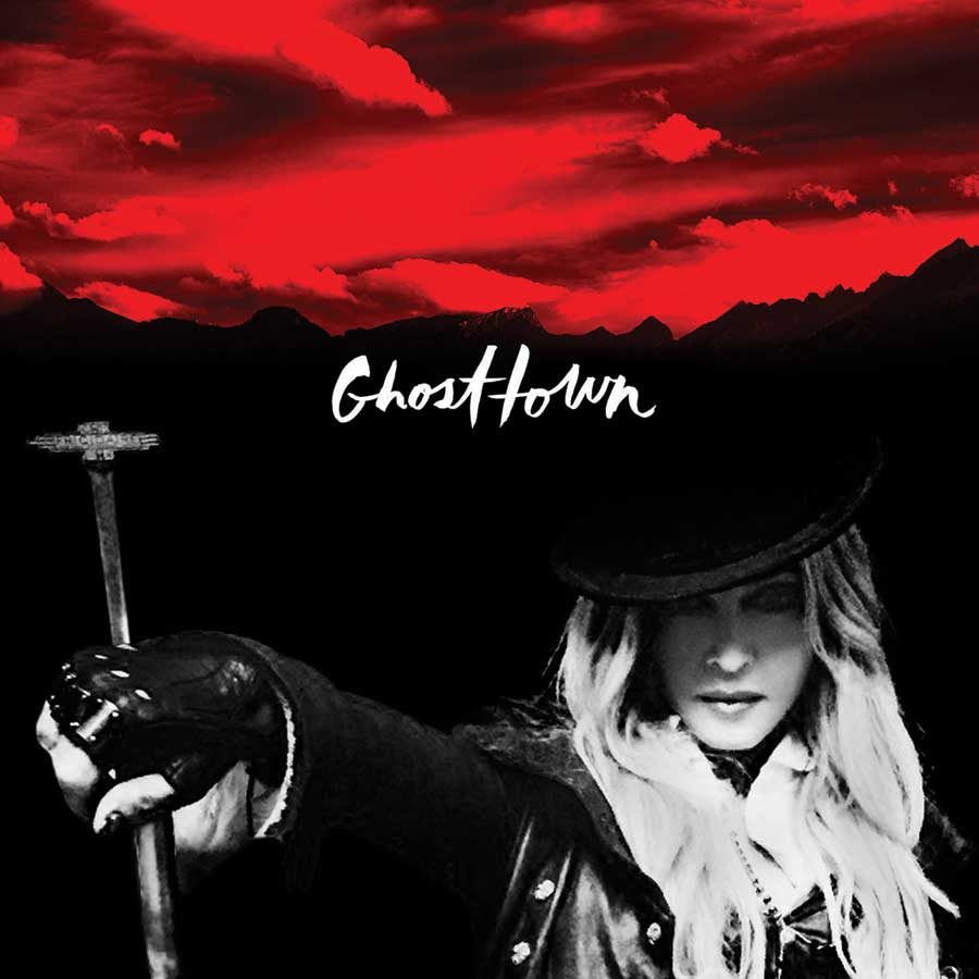 Ghosttown CD Single cover