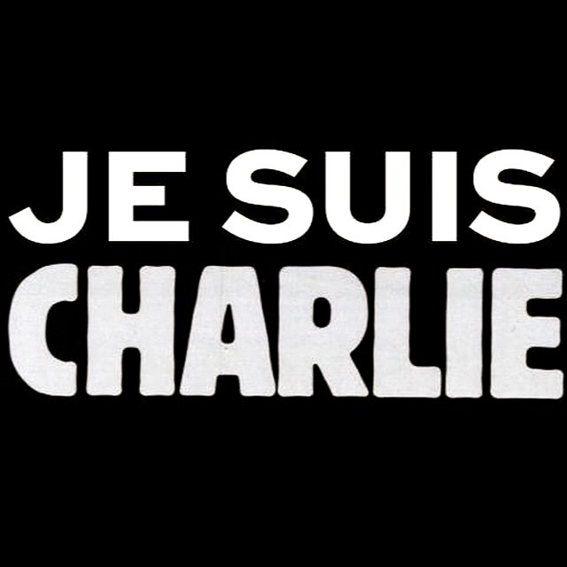 We are all Charlie!