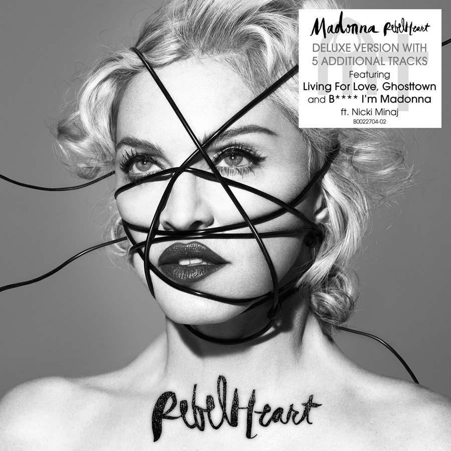 Madonna - Rebel Heart - Deluxe Edition