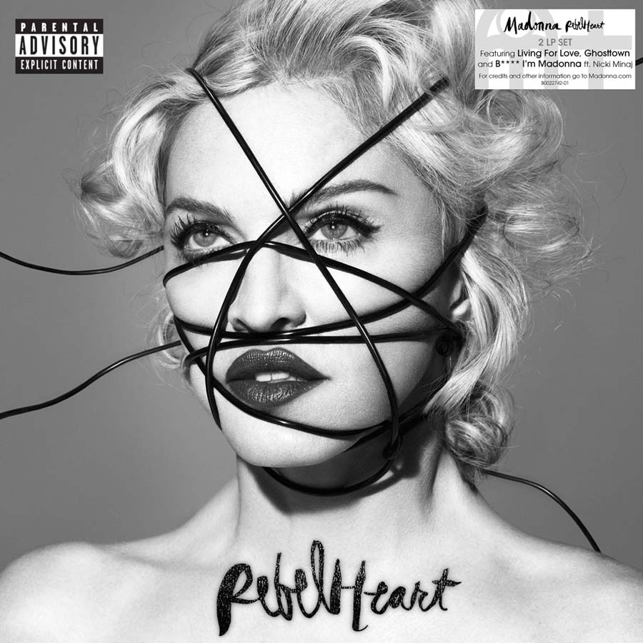 Madonna - Rebel Heart - 2 LP Set