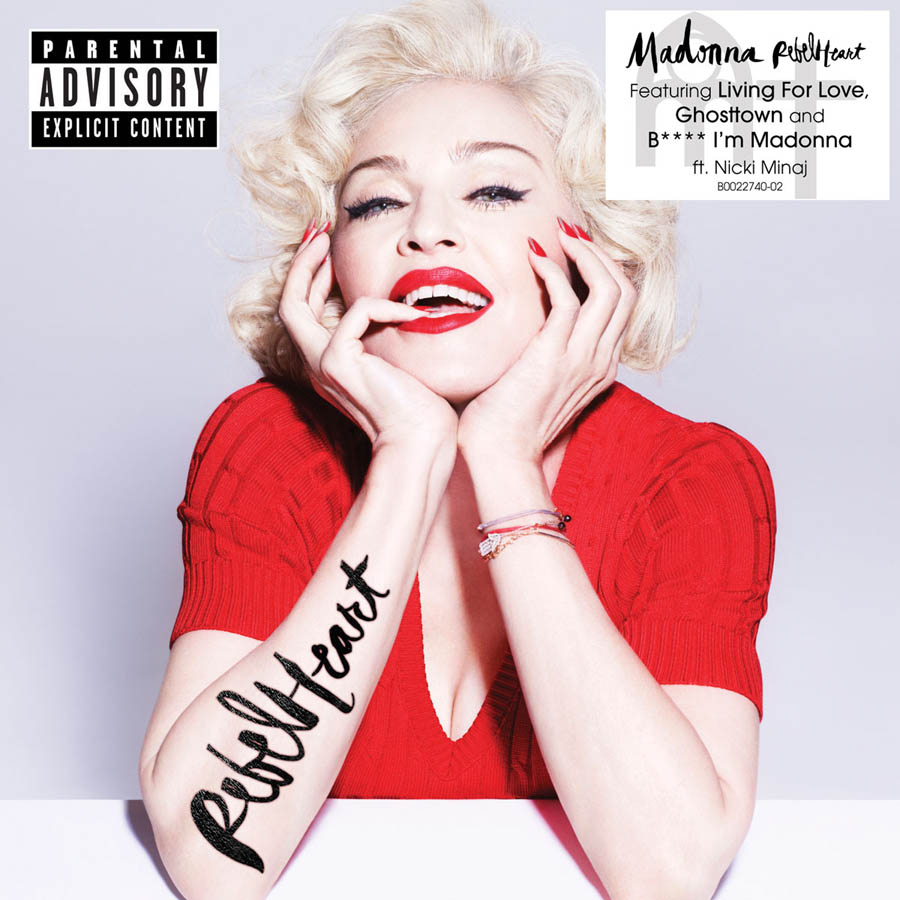 Madonna - Rebel Heart - Standard Edition