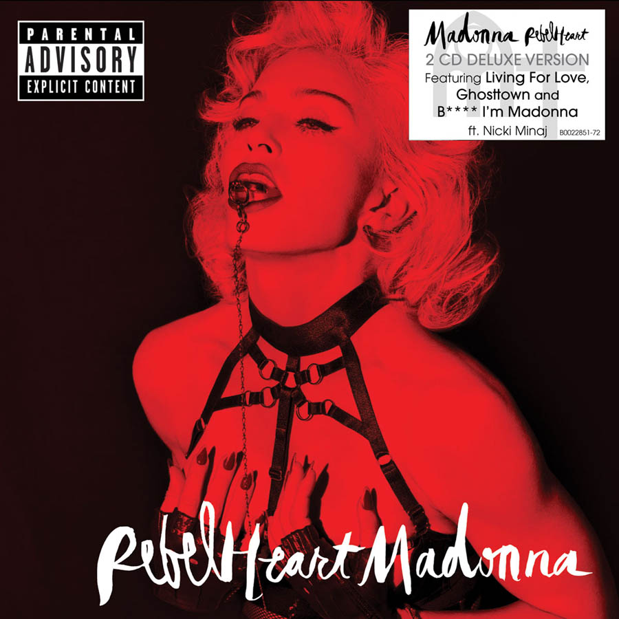 Madonna - Rebel Heart - Super Deluxe Edition