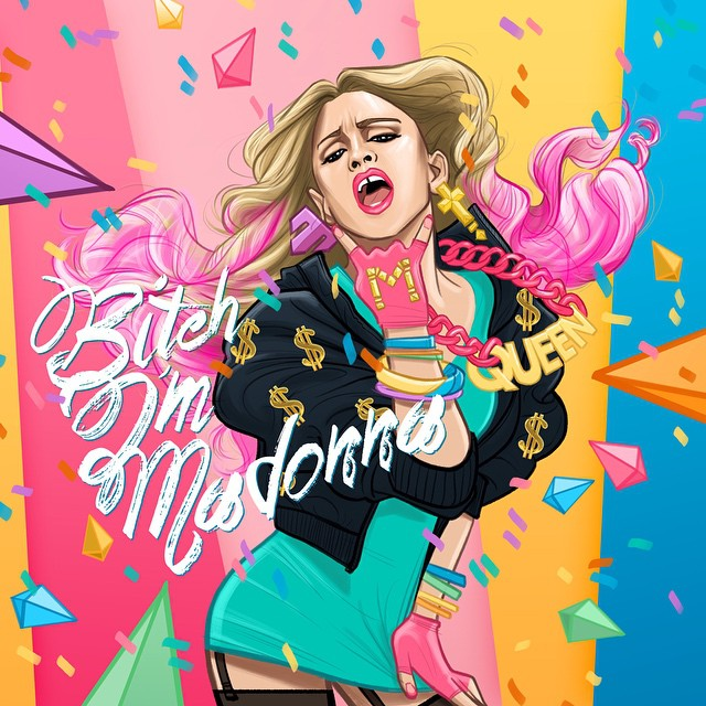 #bitchimmadonna video coming soooooooon