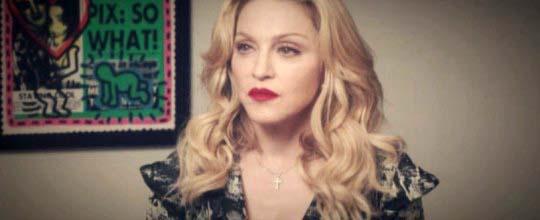 Madonna on NRJ