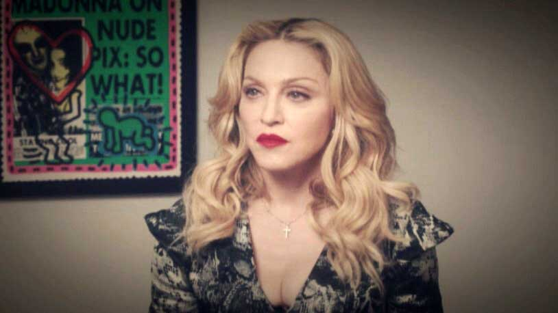 the madonna interview now online on nrj fr