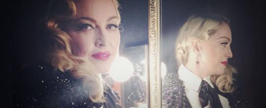 Madonna on Ellen
