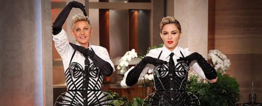Ellen & Madonna