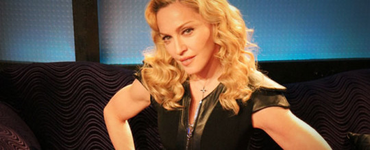 Madonna on the Howard Stern Show