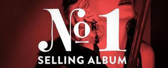 No1 Selling Album