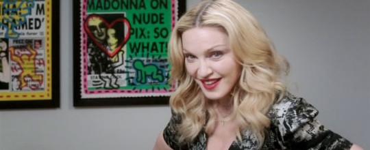 Madonna on Verissimo