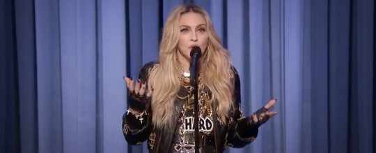 Madonna Stand Up Comedy Debut