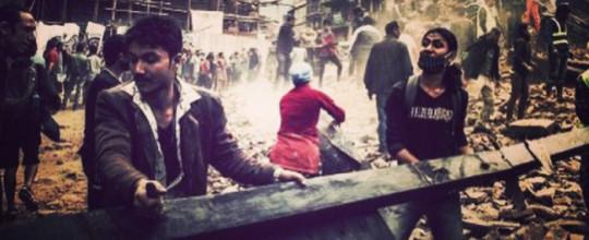 Rescue Nepal!