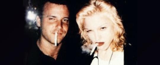 Shep Pettibone and Madonna
